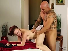WIFE'S SURPRISE MASSAGE