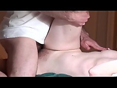 Shy Fit Wife Has 2 Loud Orgasms, Takes Cumshot on Sextape