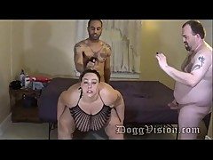 Black Boyfriend Barebacks Wife Hubby Films