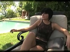 Cuckold humiliation in the Garden
