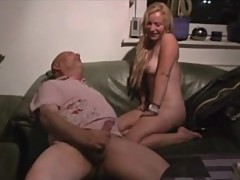 Fetish cuckold cumeating