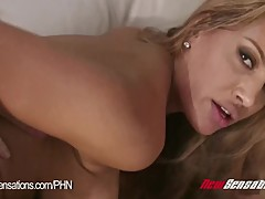 NewSensations - Big Tits Big Ass Milf Mercedes Carrera Wants Hubby to Watch