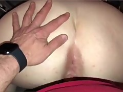 Wife takes bulls cock cuck husband watches