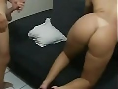 indian wife threesome cuckold fucked by husbands best friend For part 2 visit- http://linkshrink.net/7wIlJd