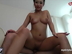 Asian girl that like white guys