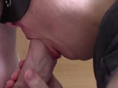 Cuckold Hotwife Blow Job Compilation inc double BJ and Cum Shots