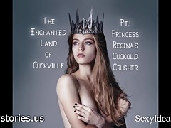 Princess Regina's Cuckold Crusher (Fantasy Cock and Ball Torture Storybook)