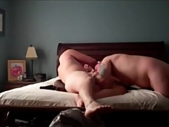 BBW Wife Likes to Keep Her Cuck Involved