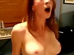 Cuckold Husband films wife getting her first BBC