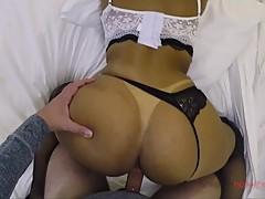 BRAZILIAN HOTWIFE VS MR. CUCK NA VISA?O DO CORNO - MENAGE 6 CA'MERA 5